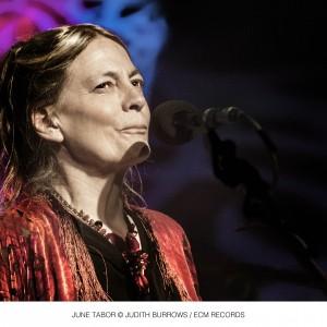 June Tabor in concert